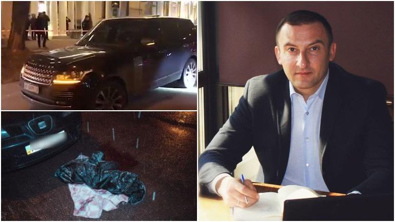 В Киеве во время обстрела машины депутата погиб его трёхлетний сын