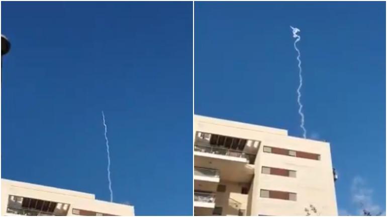 Израиль испытал сверхсекретную ядерную ракету