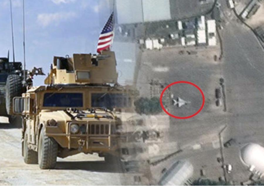 Американская армия попыталась прорваться на российскую авиабазу в Сирии
