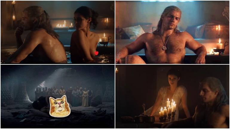 """Над вторым сезоном """"Ведьмака"""" будет работать координатор интимных сцен"""