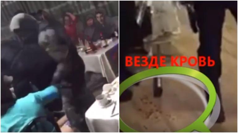 ОМОН избил посетителей кафе в Югре во время их новогоднего корпоратива