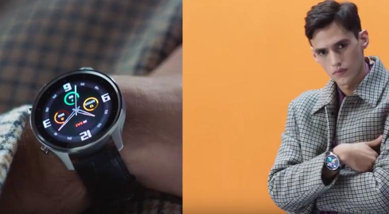 Были представлены умные часы Xiaomi Watch Color