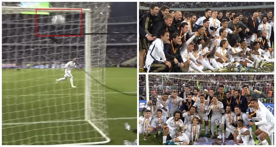 «Реал» обыграл по пенальти «Атлетико» и завоевал Суперкубок Испании