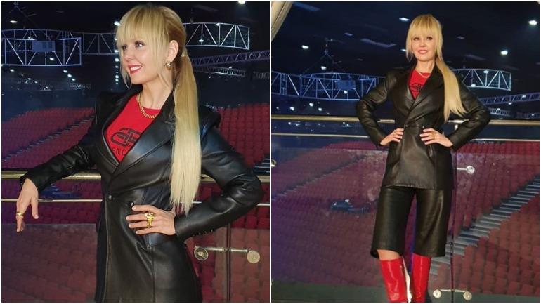 Валерия подверглась резкой критике за наряд перед концертом в Воронеже