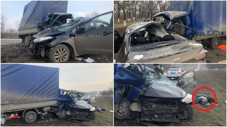 Три человека погибли в результате ДТП в Ростовской области