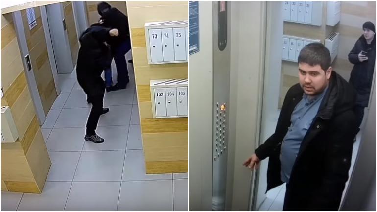 В Красноярске принятых за грабителей сотрудников ФСБ облили из газового баллончика