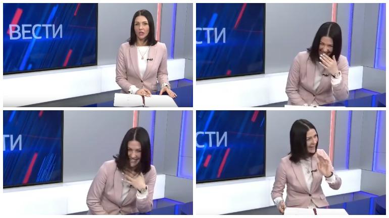 После слов о льготах в России расхохоталась телеведущая