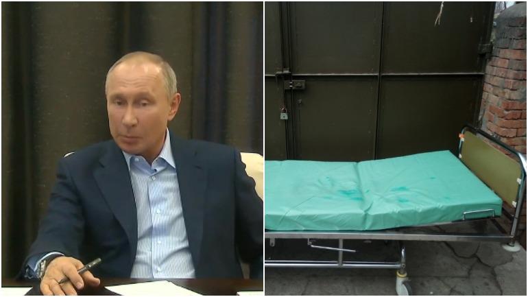 Владимир Путин высказал уверенность в том, что после карантина стране понадобятся матрасы