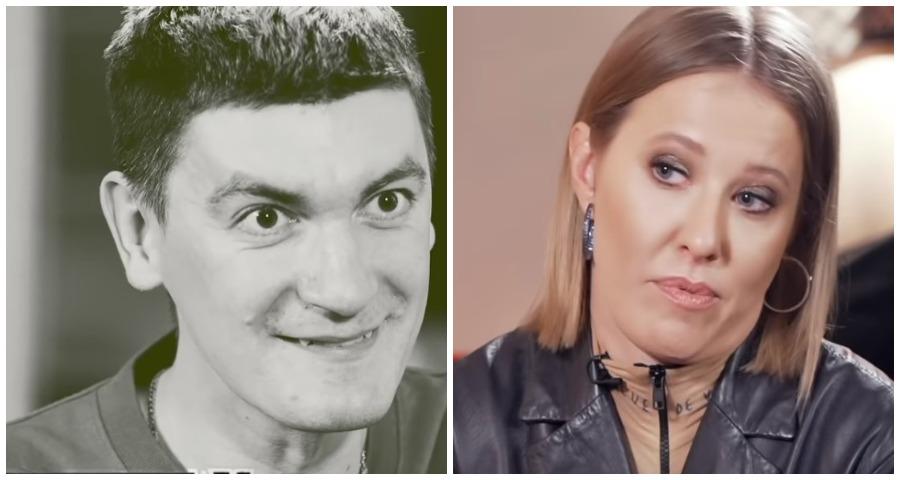 Гудков довел Собчак до слез в её же передаче
