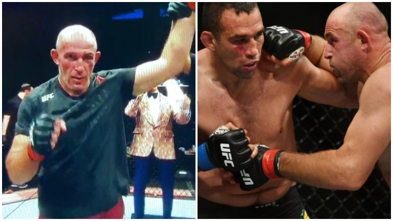 Видео: Олейник одержал победу над Вердумом на UFC 249