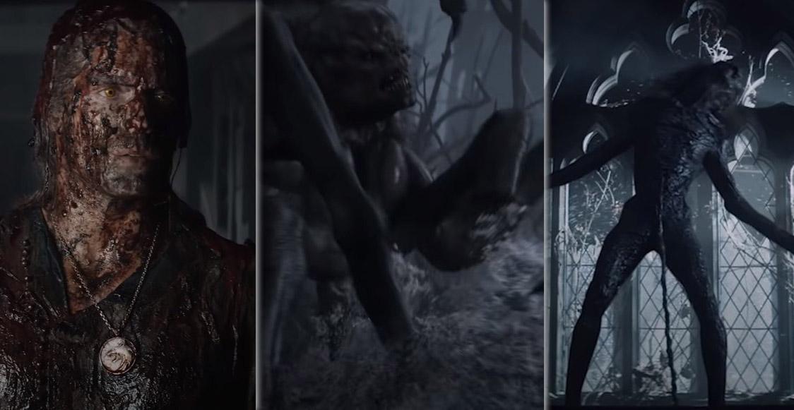 Netflix раскрыл секреты чудовищ сериала «Ведьмак»