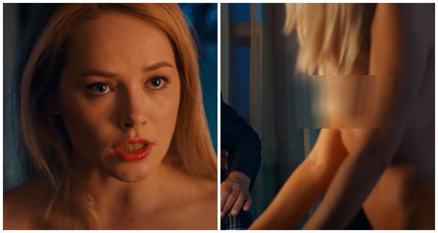 Зоя Бербер рассказала о съемках интимной сцены в «Анне Николаевне»