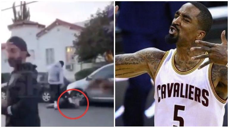 Чемпион НБА избил белого мужчину на фоне протестов в США