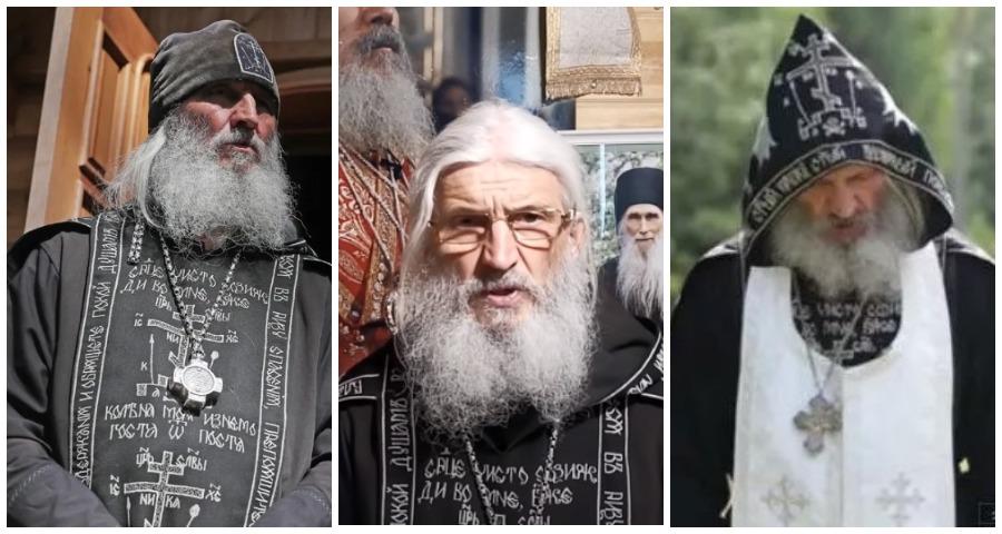 Священник, захвативший монастырь, обвинил власти в развале России