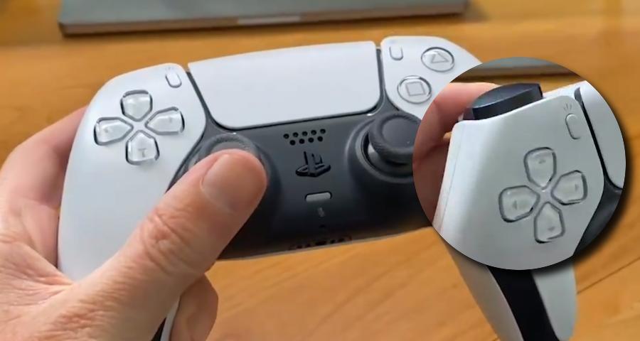 Геймпад DualSense для PlayStation 5 показали на видео