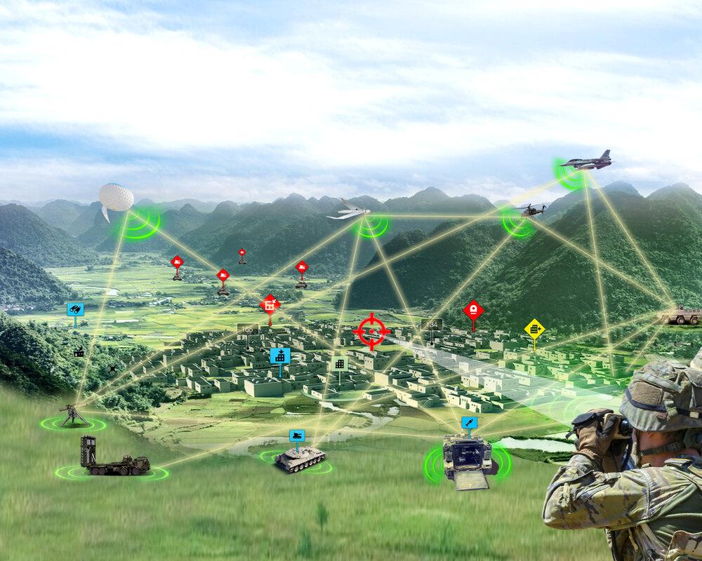 Израильский разработчик вооружения назвал концепцию пехоты будущего