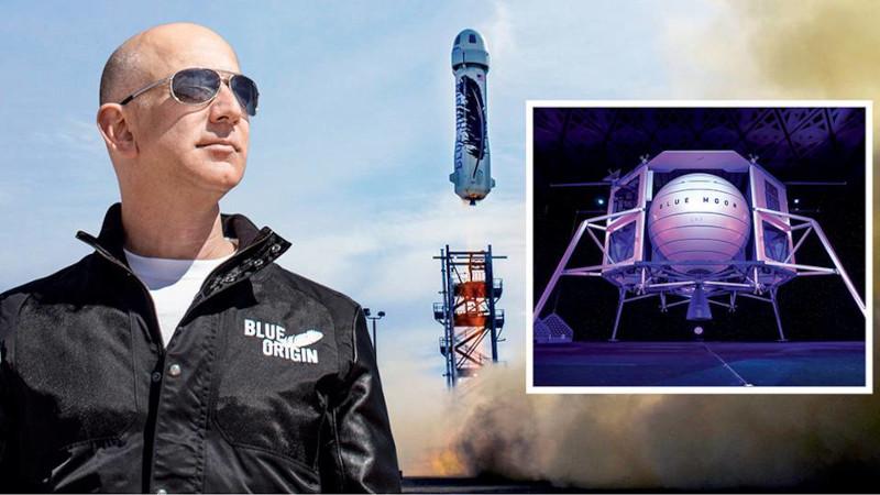 Безос и Маск: столкновение двух эго в космической гонке