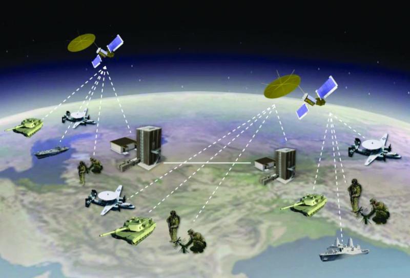 В армии США впервые показаны возможности MUOS для тактических радиостанций