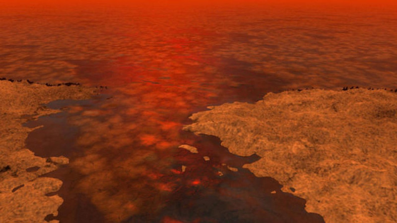Четыре примера инопланетной погоды: от железного дождя на экзопланете до молний на Юпитере