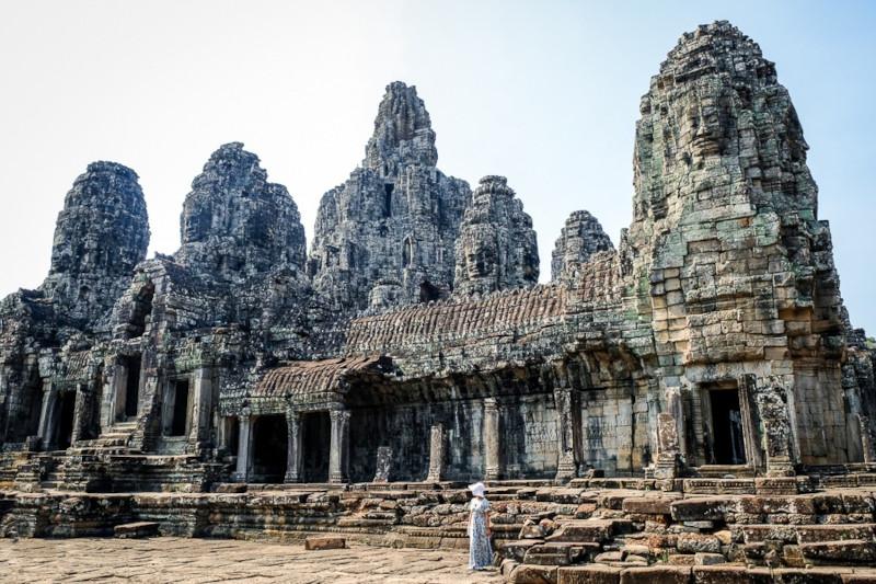 Археологи выяснили число жителей Ангкора, великого мегаполиса эпохи Средневековья