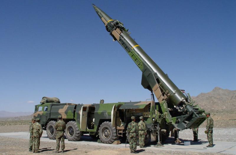 По этим причинам китайские ракеты должны пугать военных США