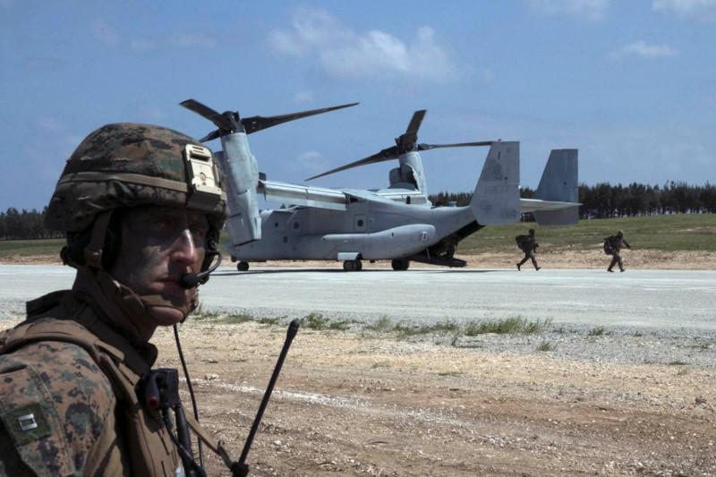 The National Interest: морская пехота США готовится разгромить Китай