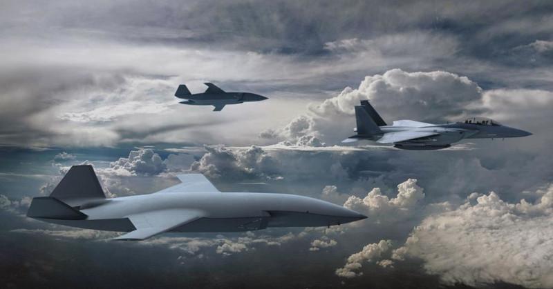 ВВС Австралии начали испытания беспилотного защитника пилотируемых истребителей