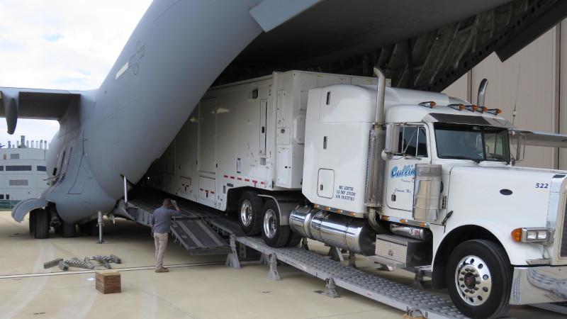 На японо-американскую авиабазу Мисава прибыли «морские» разведдроны Triton