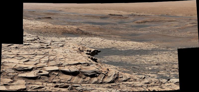 Ученые NASA: важной частью органической головоломки на Марсе служат соли
