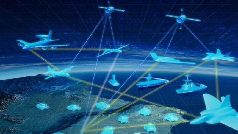 Стратегия флота в войнах будущего: рассредоточение и объединение в одну сеть
