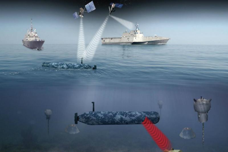 Американский эксперт: решают ли подводные дроны проблему китайских подлодок?