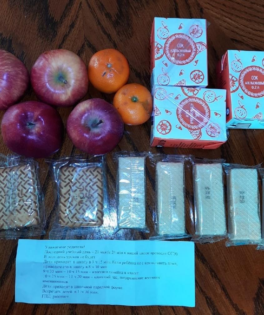 «Аркада» кормит школьников продуктами с высоким содержанием сахара