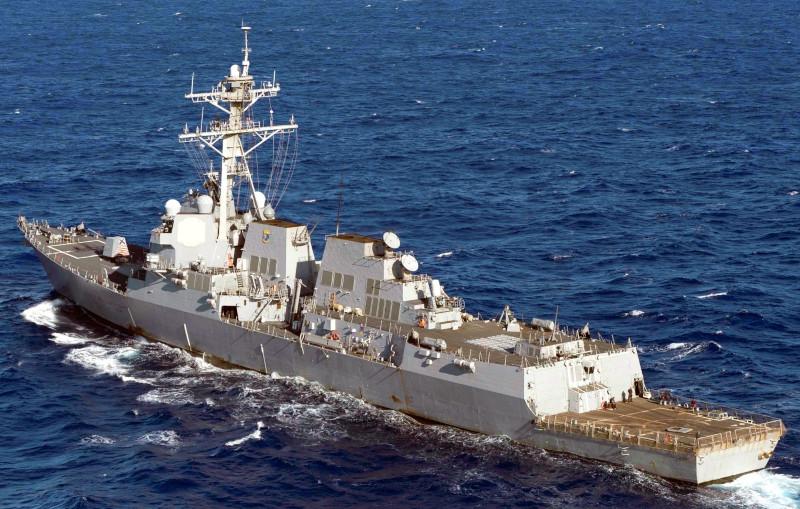 Для противодействия Китаю Штаты построят более 80 совершенно новых эсминцев