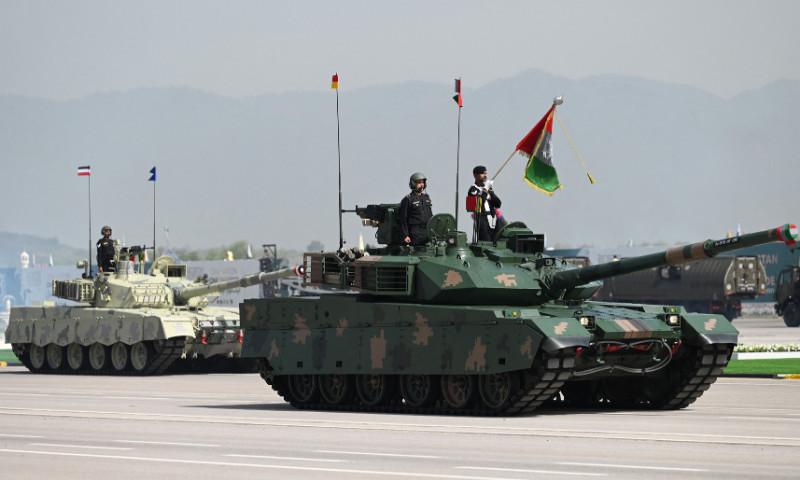 Доктрину «холодного старта» Индии усилят элитные танки Т-90МС