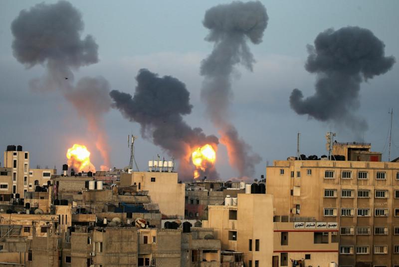 Sohu (Китай): как только Нетаньяху ушел в отставку, Израиль атаковал сектор Газа