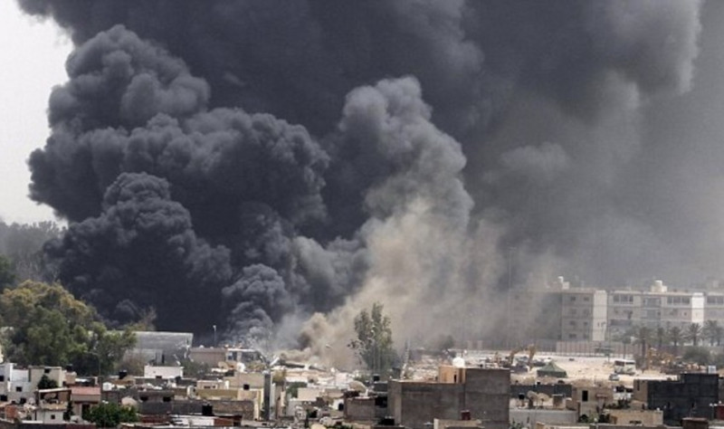 На североафриканских учениях контингент США отрабатывал нападение на Алжир