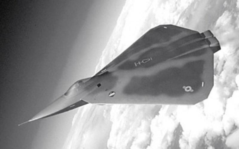 Американским истребителем-невидимкой 6-го поколения будет улучшенная версия X-44 Manta