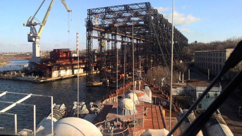 Sohu (Китай): эсминец Defender был прислан британцами ради продажи Украине ракетных катеров и поглощения ее верфей
