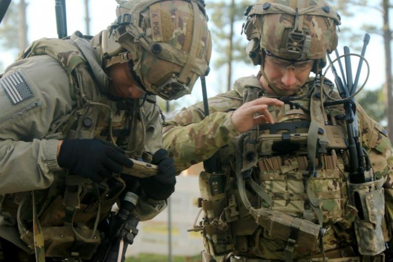 АТАК – «глаза и уши» американского солдата будущего