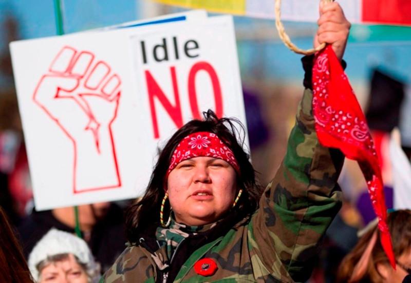 Канадские индейцы требуют отмены празднования «Дня Канады»