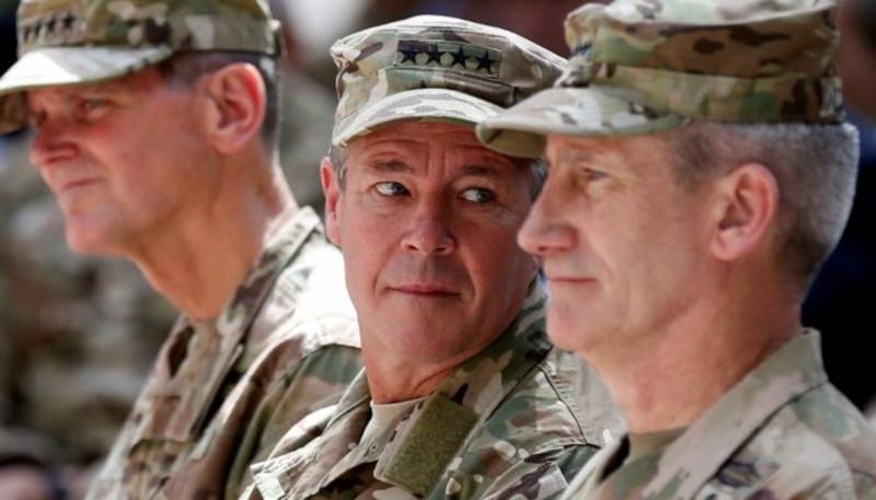 США сохранят возможность авиаударов по Афганистану после вывода войск