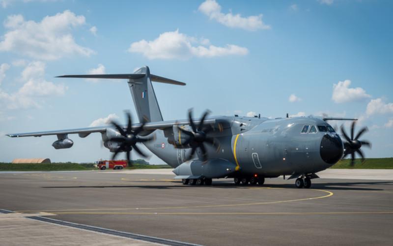 ВВС Франции впервые доставили на Гавайи истребители Rafale