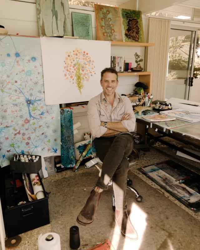 The New York Times: Белый дом определил этический план продажи картин Хантера Байдена