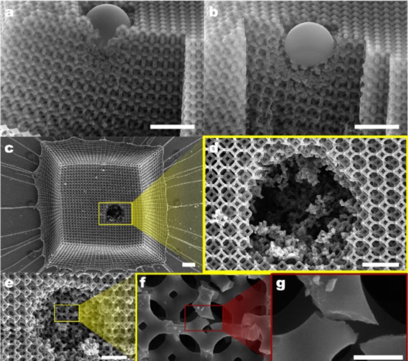Созданная нанотехнологиями броня защитит солдат лучше, чем кевлар и сталь