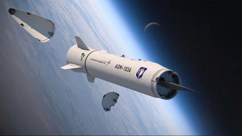 Американские ВВС провалили вторую попытку запуска гиперзвуковой ракеты