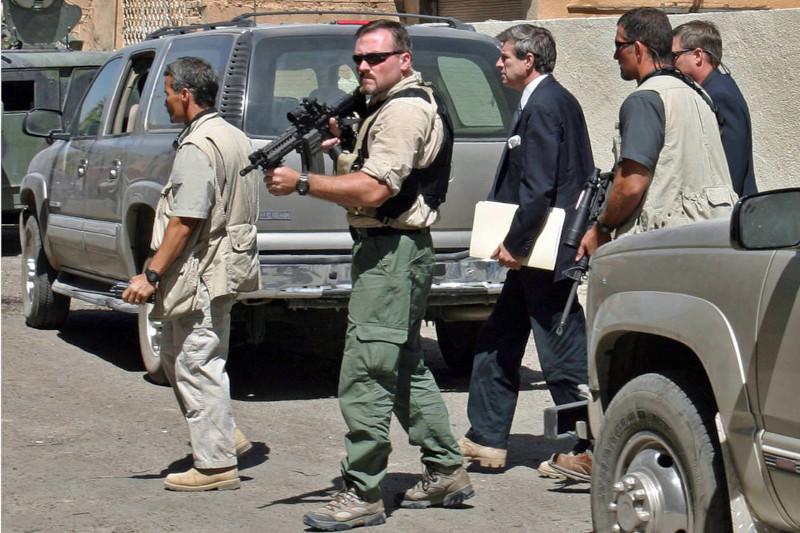 GAO (США): Пентагон нанимает ЧВК без проверки компетентности их сотрудников