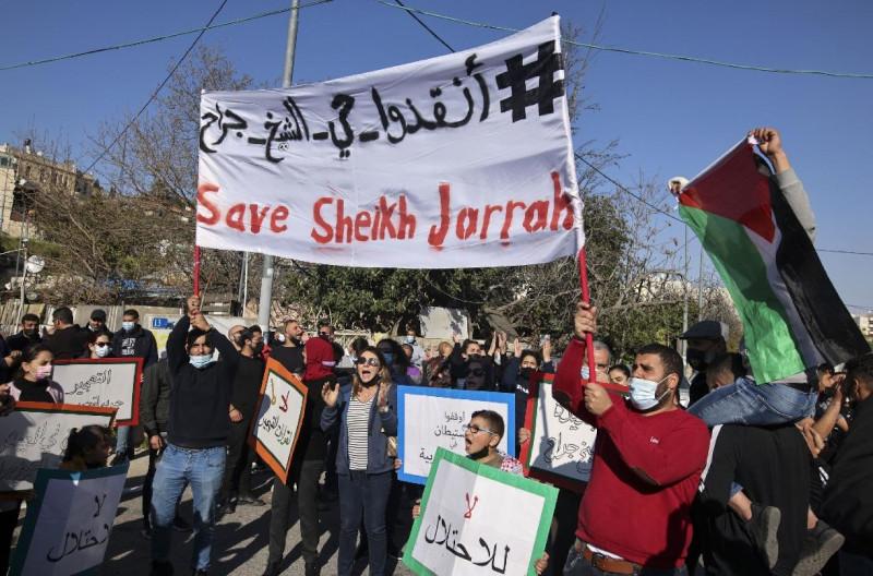 The Guardian: выселяемым из Восточного Иерусалима палестинцам предложили сделку