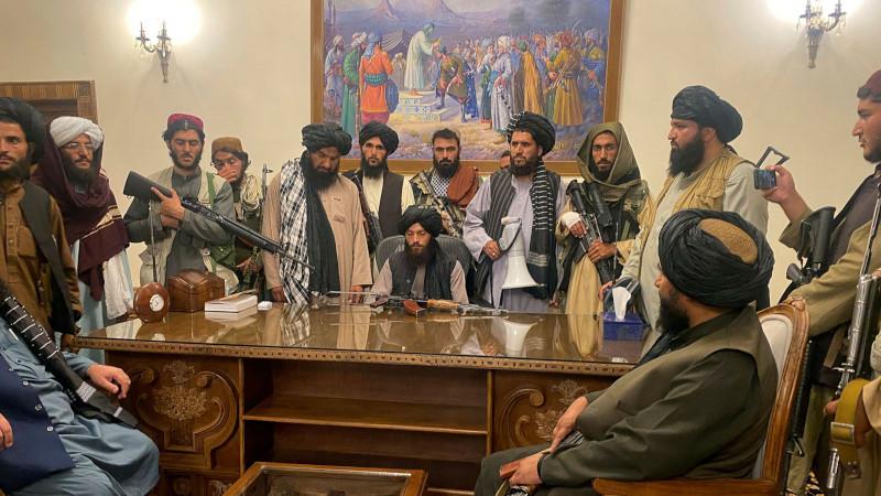 NI: Байден потерял Афганистан?