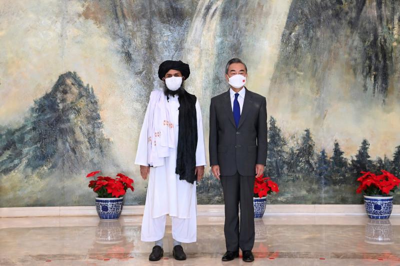 NYT: Китай готов шагнуть в пустоту Афганистана