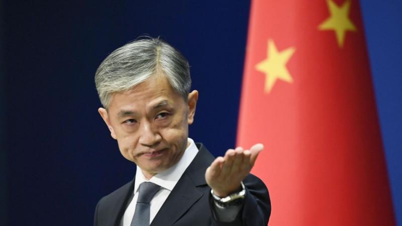 Камала Харрис обвинила Китай во вторжении в Южно-Китайское море
